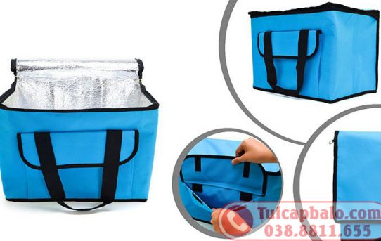 May túi giữ nhiệt coolbags size lớn